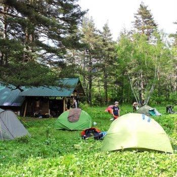 Устройство лагеря