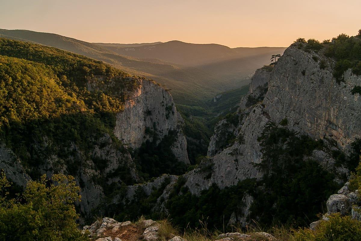 Поход по Крыму «Три каньона и крымские яйлы»