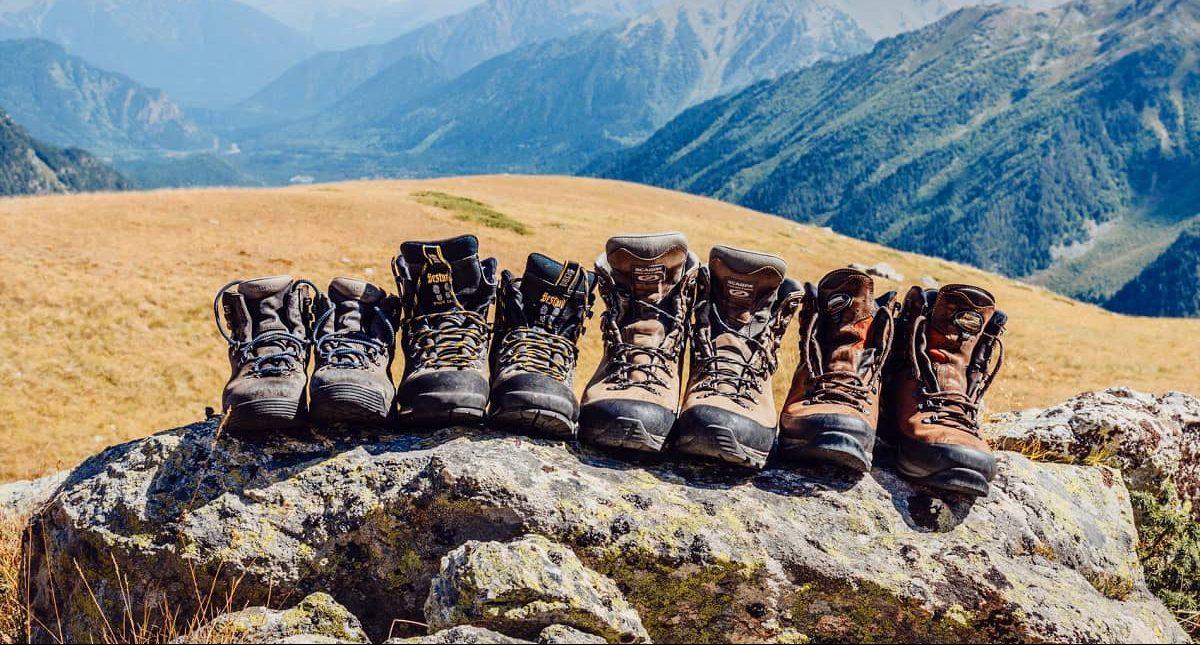 Обувь для походов в горы