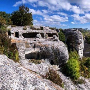 Пещерный город Эски Кермен