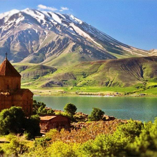 Походы по Армении