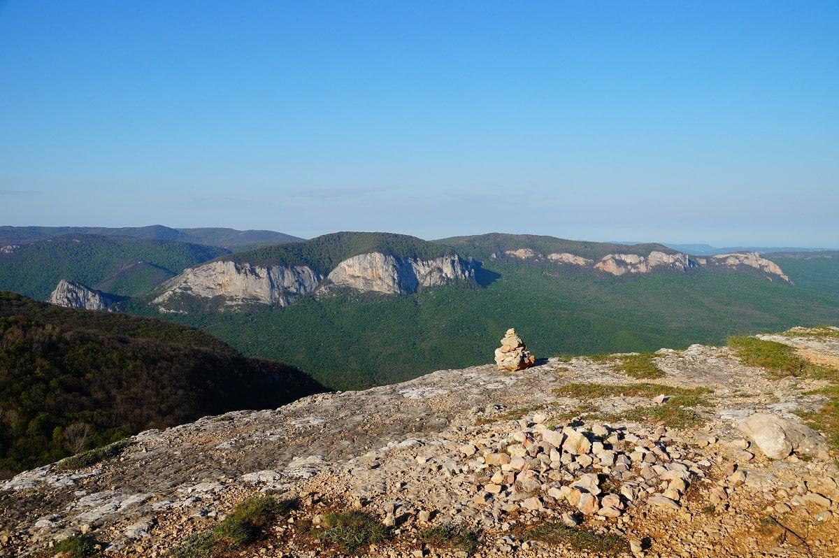 Гора Седам-Кая (Орлиный залёт)