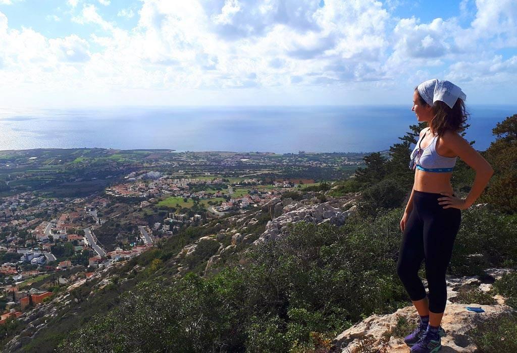 Трекинг по Кипру