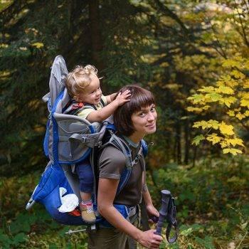 Походы в горы с детьми