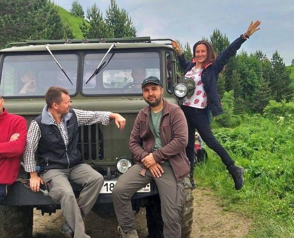 Поход по Кавказу Ачешбок-Большой Тхач отзыв