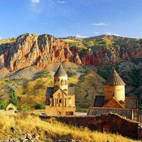 Треккинг в Армении