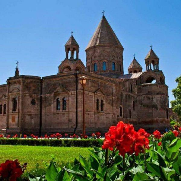 Древние Храмы Армении