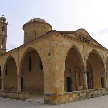 Монастырь святого Мамаса