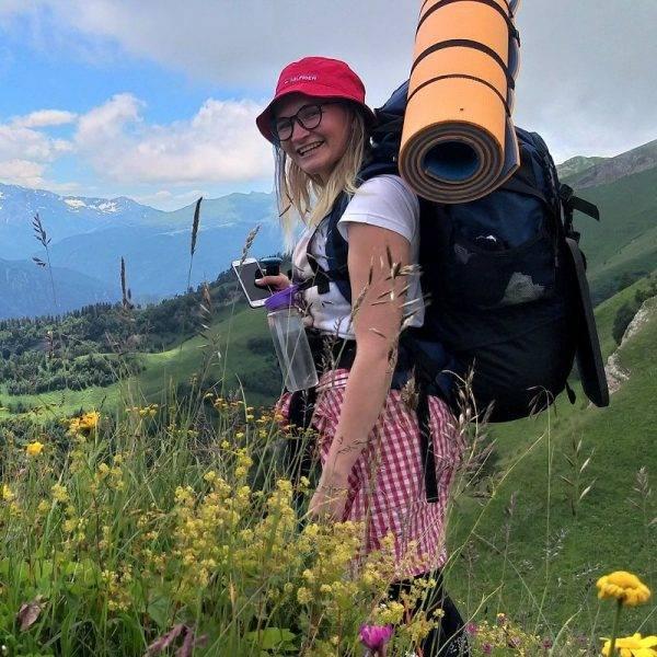 Поход по Кавказу на Ачешбок и Большой Тхач