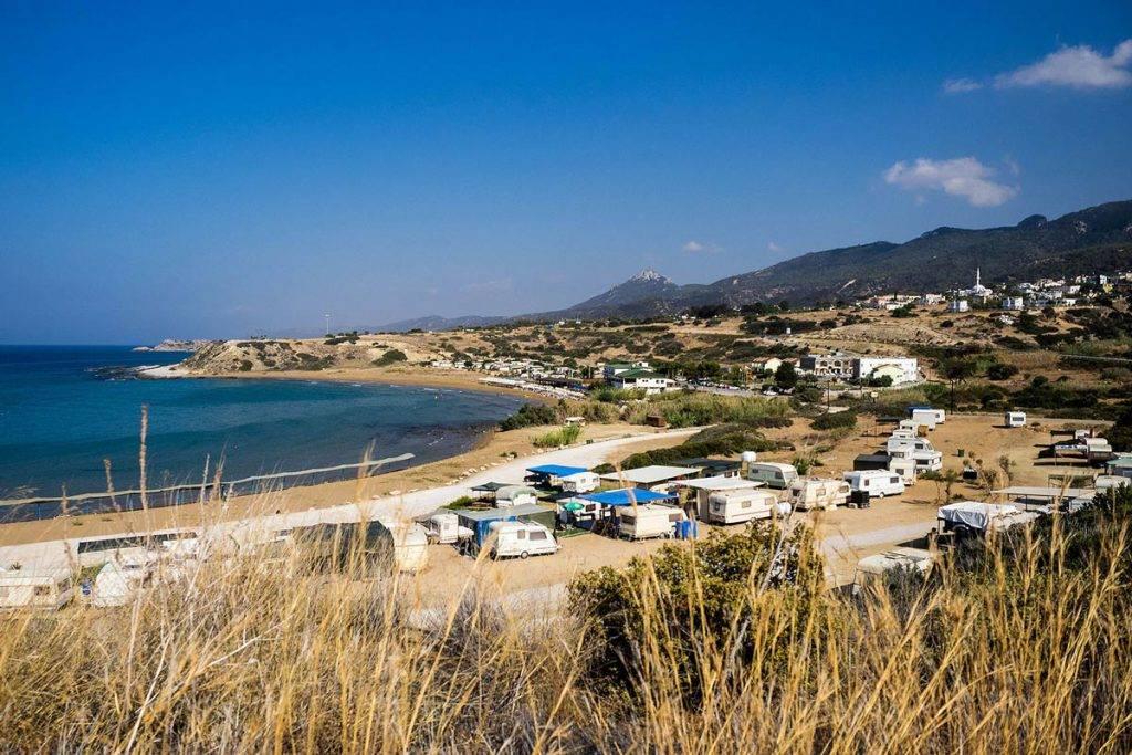 Северный Кипр города, пляжи, достопримечательности