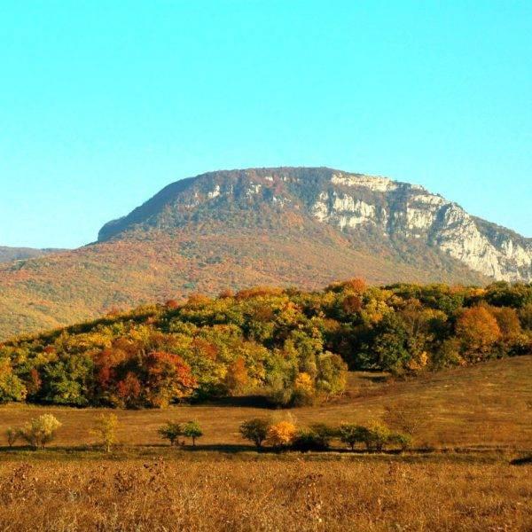 Походы по Крыму в сентябре