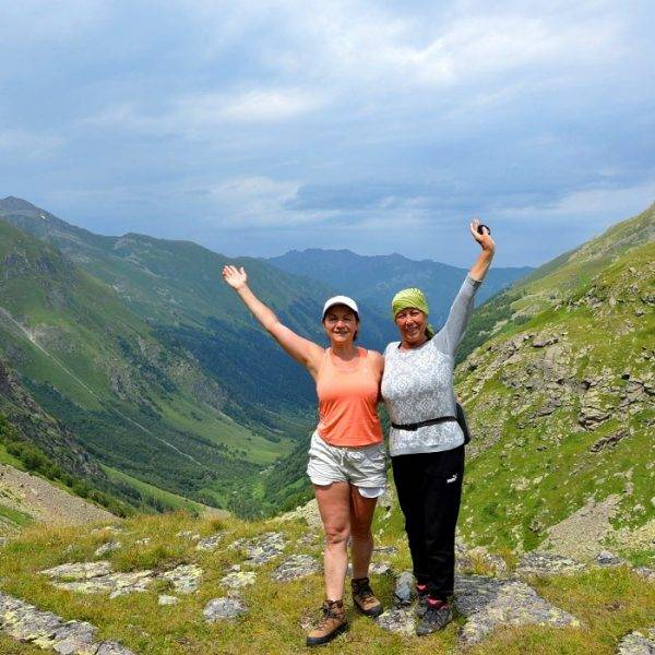 Поход по Кавказу на Имеретинские озера