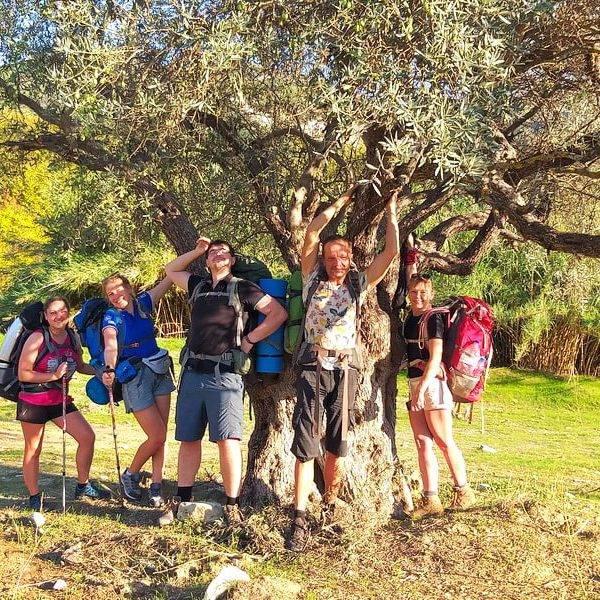 Поход по Кипру Жемчужина Южных морей