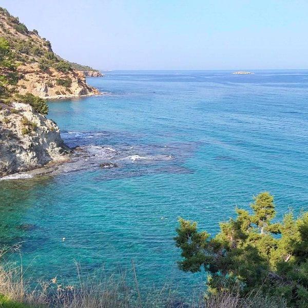 Поход по Кипру Тропа Афродиты