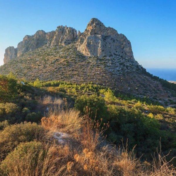 пеший поход по Кипру