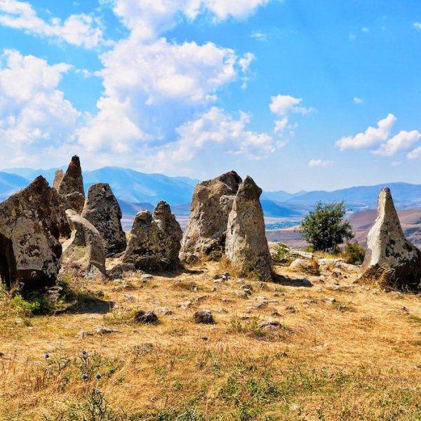 Караундж в Армении