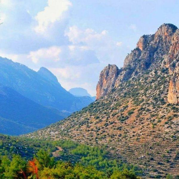 Горы Киренийского хребта