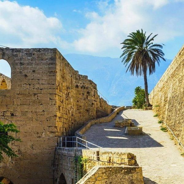 Замки Северного Кипра