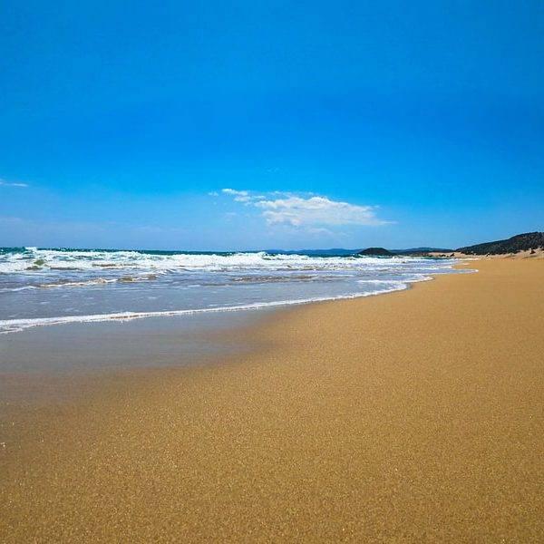 Дикие пляжи Северного Кипра