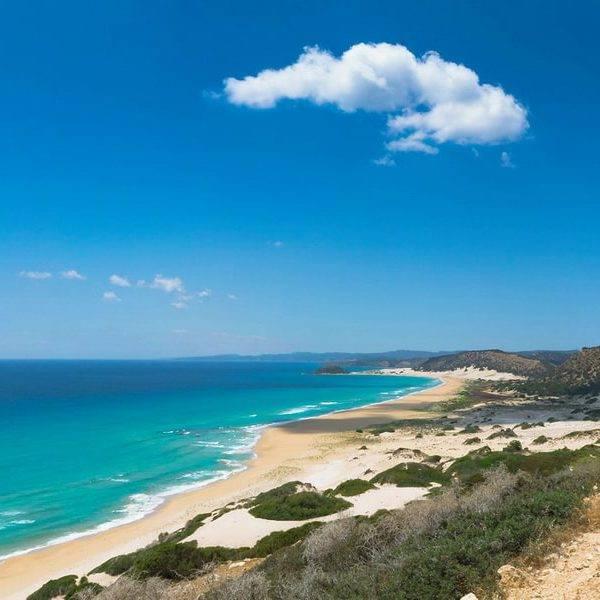 Дикие пляжи Кипра