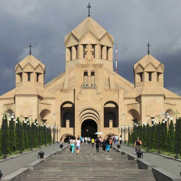 Собор св Григория Просветителя