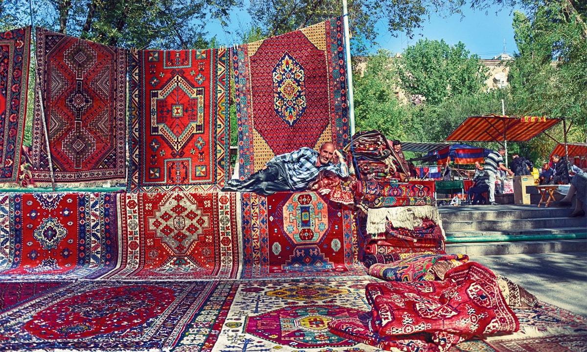 Что можно привезти из Армении?