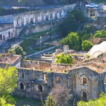 Монастырь Сурб-Магар на Северном Кипре