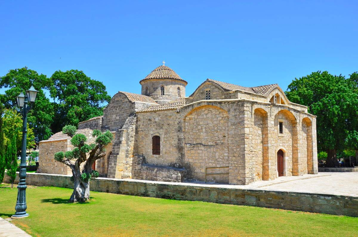 Монастырь Антифонитис