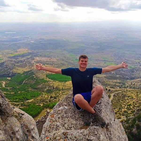 Поход по Северному Кипру