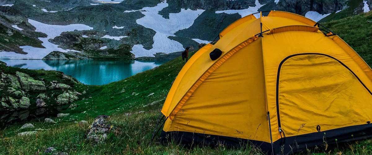 Как не замёрзнуть в палатке?
