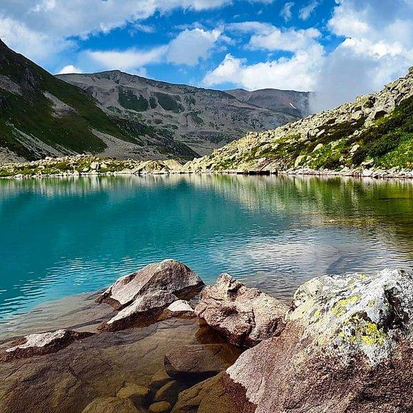Озеро Баймирзакёль