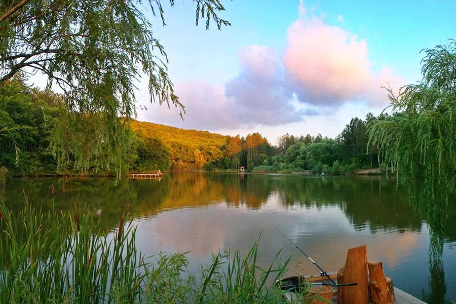 Озеро Финарос