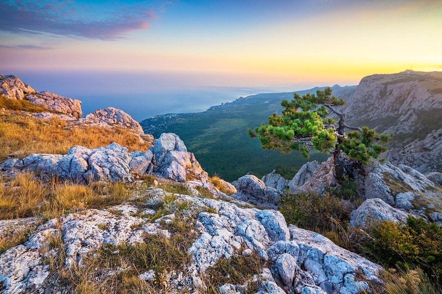 Поход по Крыму «Путешествие через горы к морю»
