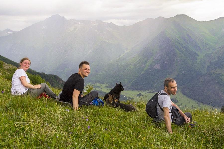 Отзыв о палаточном лагере на Кавказе