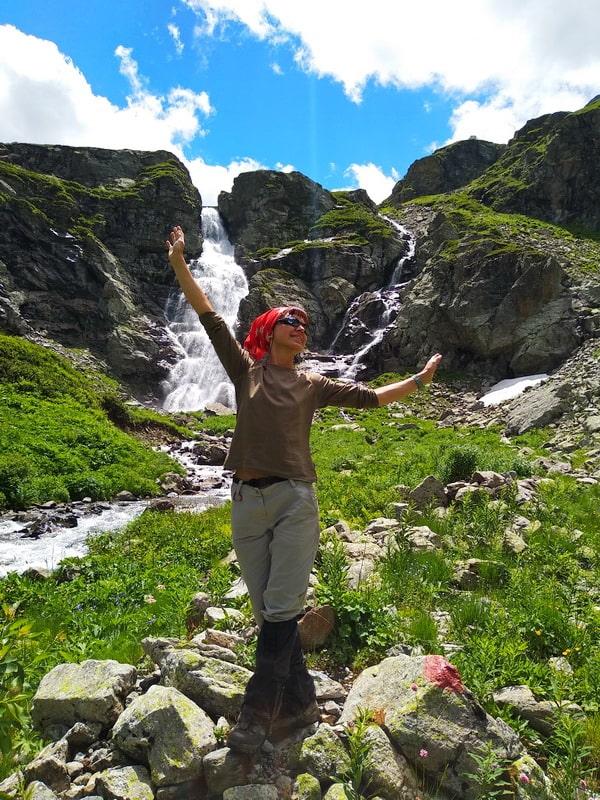 Имеретинский водопад