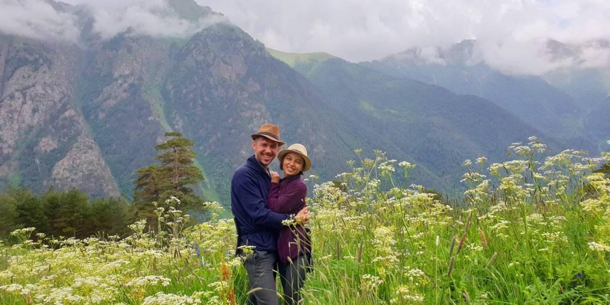 Активный отдых на Кавказе