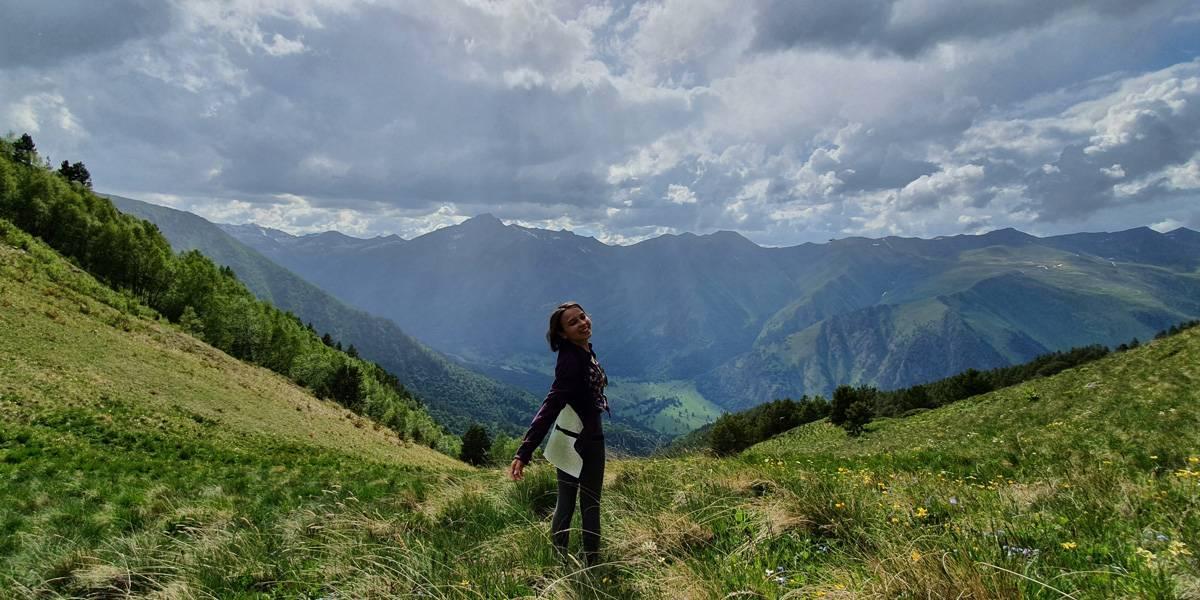 Кемпинг в горах Кавказа