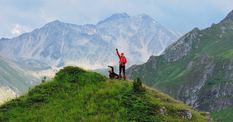 Отзыв о походе без рюкзаков на Кавказе