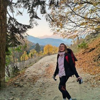 Активный тур в Архыз, отзыв Леры Ивановой