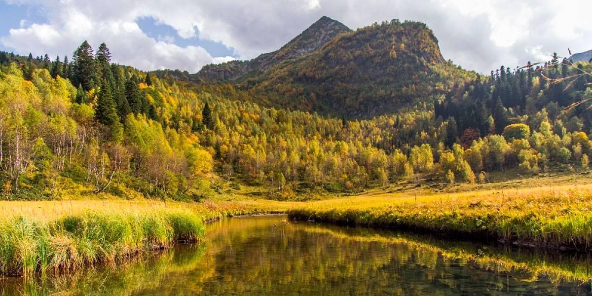 Дуккинские озёра