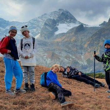 Детские походы на Кавказ
