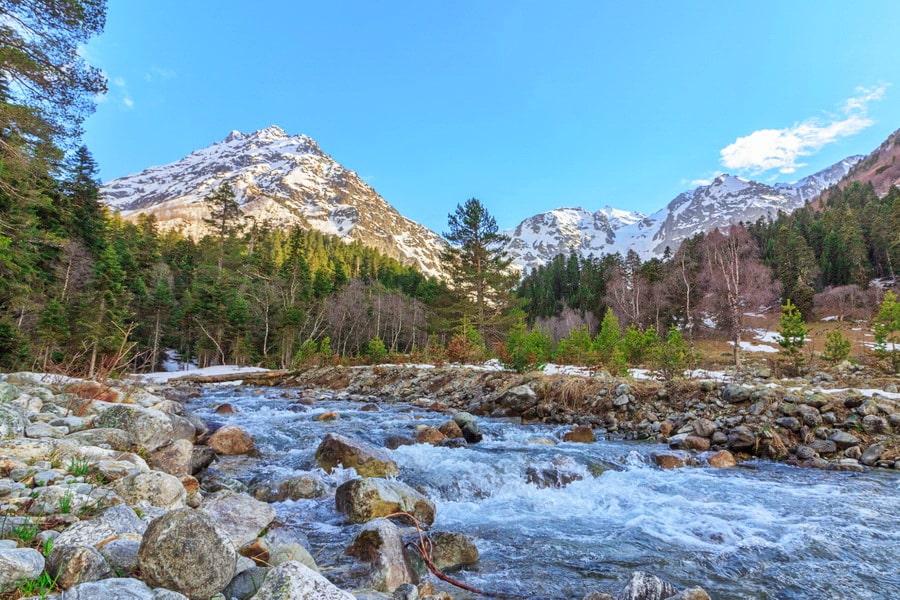 Река Псыш