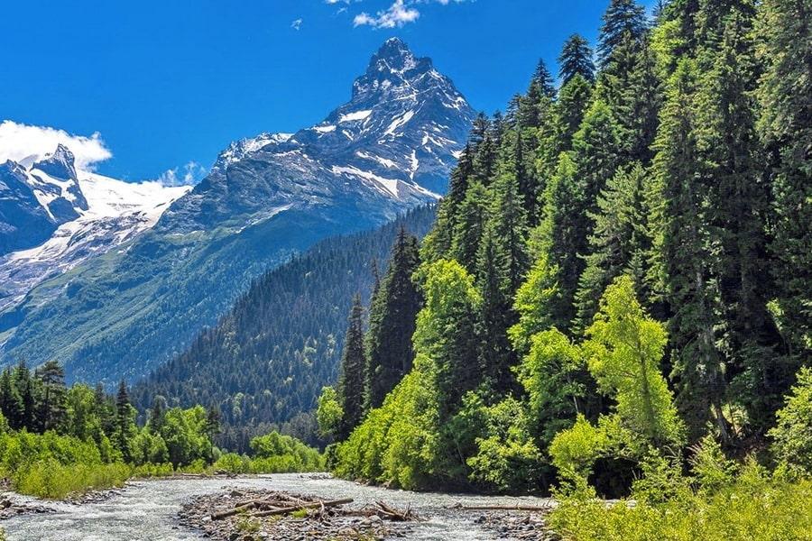 Гора Алибек