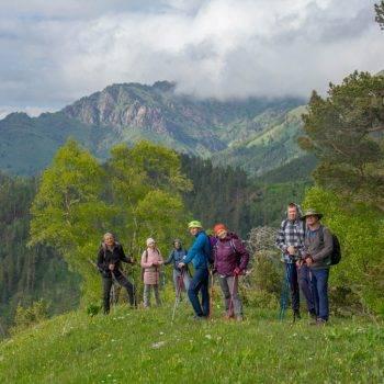 отзыв о кемпинге на Кавказе